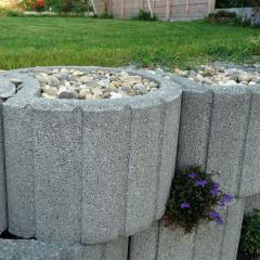 Sepa alsace b ton blocs b ton pierres florales - Bloc beton pour talus ...